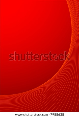Abstract background red vector illustration.