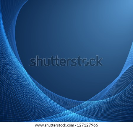 Abstract background representation. It contains overlay blend mode. No mesh or transparencies. / Abstract Background