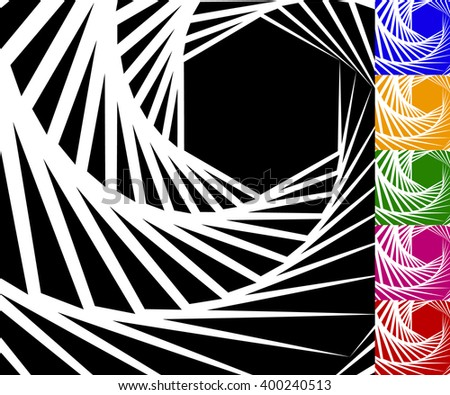 stock-vector-abstract-background-set-with-concentric-rotating-contour-lines-spiral-vortex-background-set