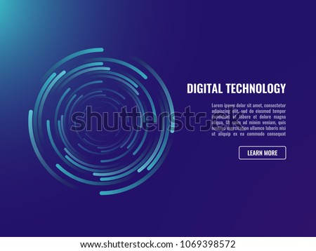 abstract background  spiral