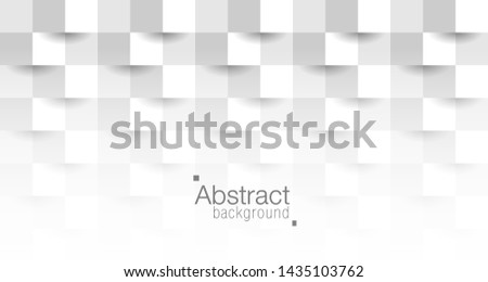 Abstract background. Vector background 3d paper art style. #1435103762