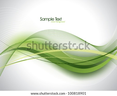 Abstract Background. Vector Illustration. - stock vector