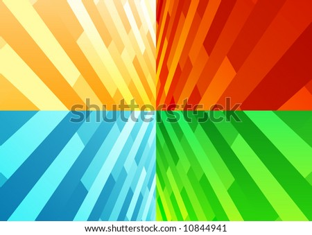 Abstract background vector illustration. - stock vector