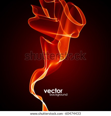 Stock Photo Abstract background. Vector Illustration