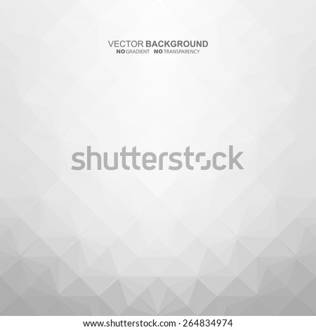 Abstract background. Vector illustration does not contain gradient and transparency