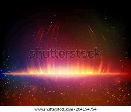 Abstract background. Vector illustration for your artwork, party flyers, posters.