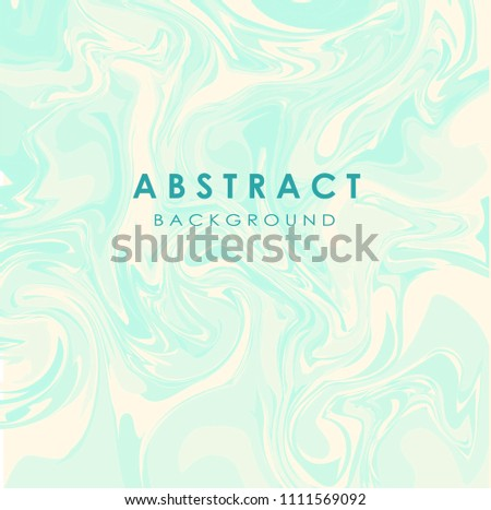 Green watercolor texture effect background download vetores e abstract background vector marble texture imitation marbleized pattern vector wedding invitation template stopboris Image collections