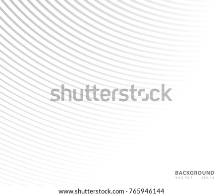 Abstract background, vector template for your ideas, monochromatic lines texture #765946144