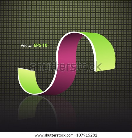 Abstract background. Vector web design.