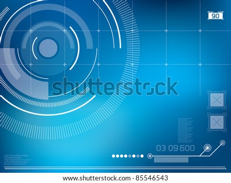 abstract background vector with