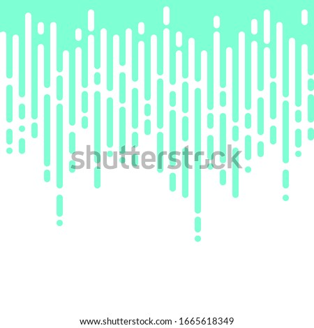 Abstract background. Website, blog, presentation, fabric or advertising background. Futuristic wallpaper in trendy aqua menthe color. Stock photo ©