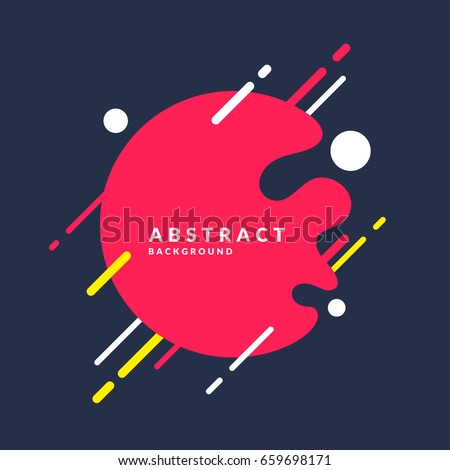 abstract background with a