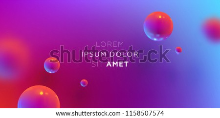 Abstract background with beautiful liquid fluid for cosmetics cream posters, business placards, covers and brochures. Eps10 vector illustration.