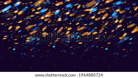 abstract background with bright