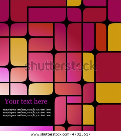 Abstract background with color gradients