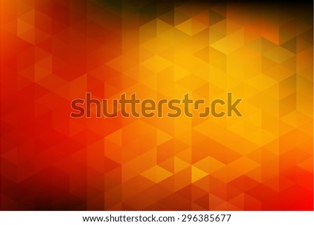 abstract background with colors