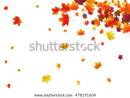 abstract background with flying