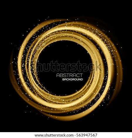 stock-vector-abstract-background-with-gold-luminous-swirling-backdrop-glowing-spiral-vector-illustration