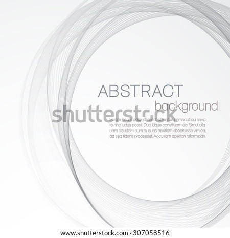 abstract background with gray