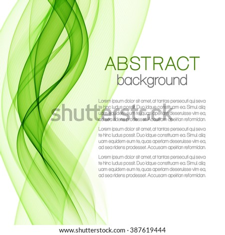 stock-vector-abstract-background-with-green-waves