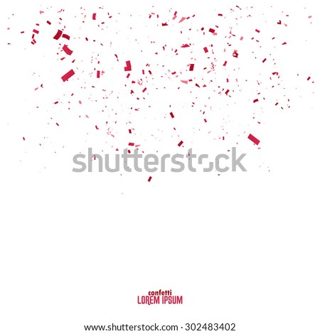 abstract background with many