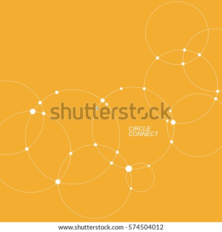 stock-vector-abstract-background-with-overlapping-circles-vector-illustration
