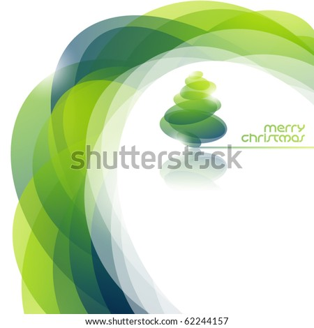abstract background with shiny