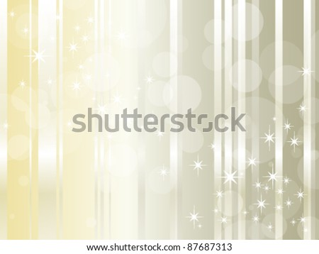 Abstract background with shiny stripes - suitable for Christmas designs and festive events - vector illustration