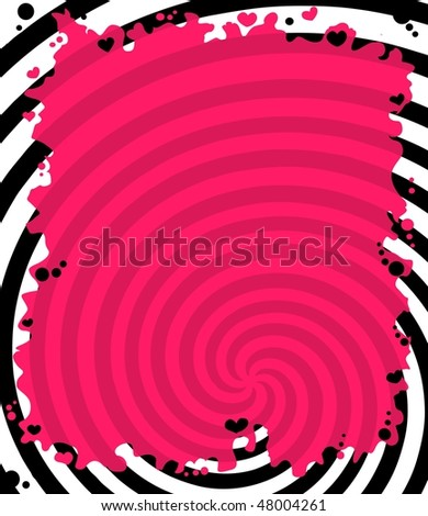 abstract background with strips in style of emo
