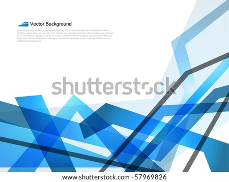 Abstract backgrounds that you can use it for business card.EPS10 Vector.
