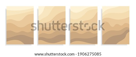 abstract banner art background