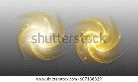 abstract barred spiral galaxy