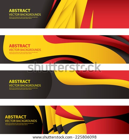 abstract belgian flag colors