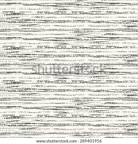 Abstract birch bark motif, noisy stroke textured background. Seamless pattern.