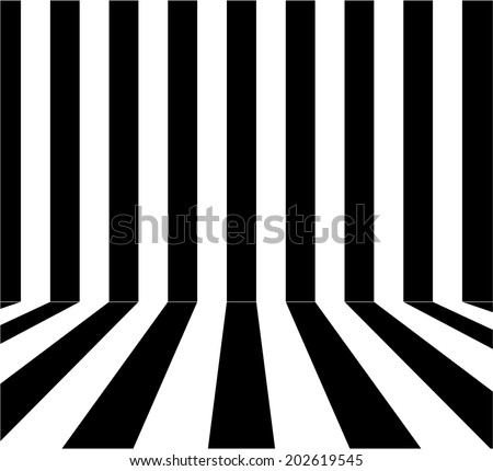 abstract black and white color
