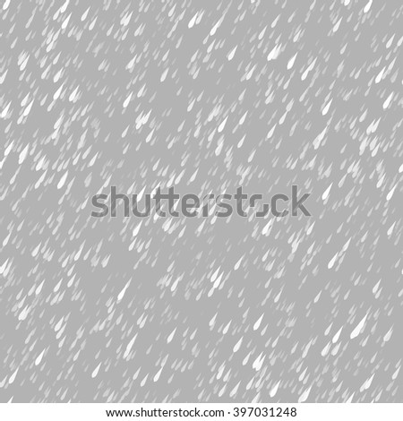 abstract black and white rain
