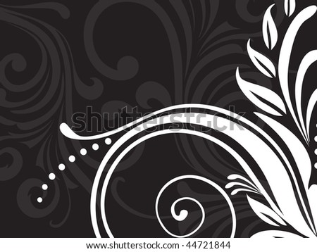 black background patterns. abstract lack background