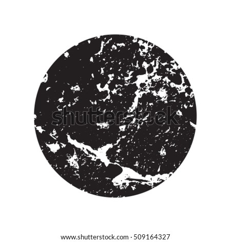 abstract black grunge frame