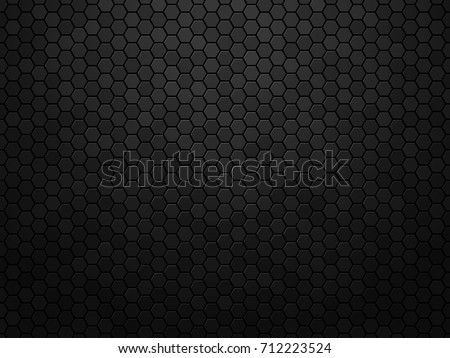 stock-vector-abstract-black-texture-background-hexagon