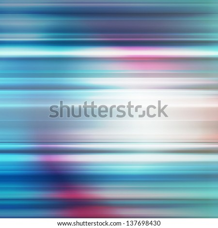 Abstract blue background neon vector