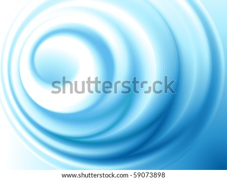 Abstract blue background (no mesh)
