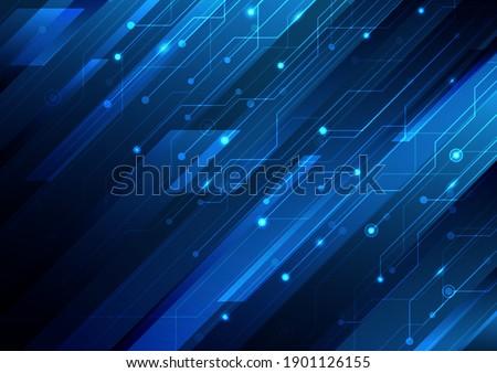 abstract blue diagonal stripes