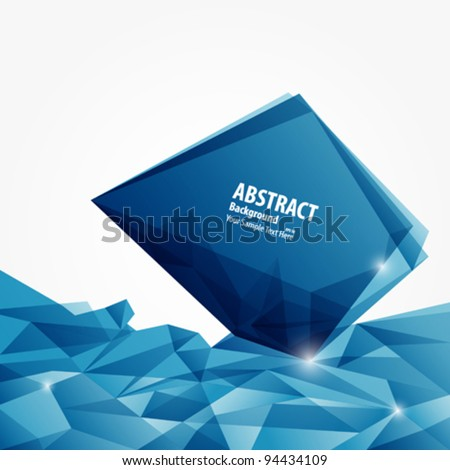 Diamond Background Vector – images free download