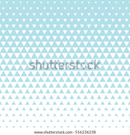 abstract blue geometric hipster
