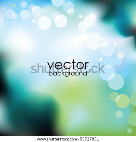 stock-vector-abstract-blue-light-vector-background