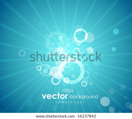 Abstract blue sky background #56237842