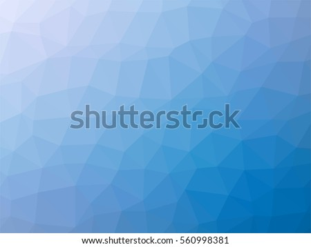 abstract blue white gradient
