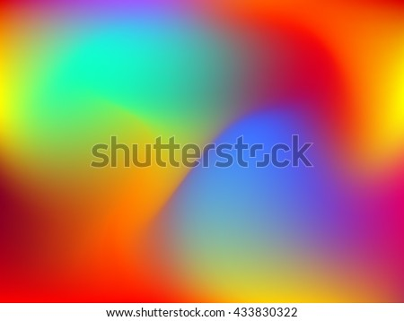 abstract blur colorful gradient