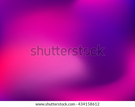 Abstract blur gradient background with trend pastel pink, purple, violet, magenta and ultramarine colors for deign concepts, wallpapers, web, presentations and prints. Vector illustration.