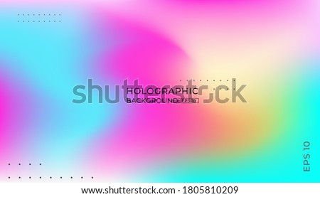 abstract blur gradient